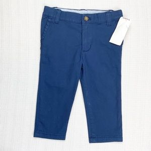 NWT CARTER'S COTTON PANT SIZE 12 MONTHS